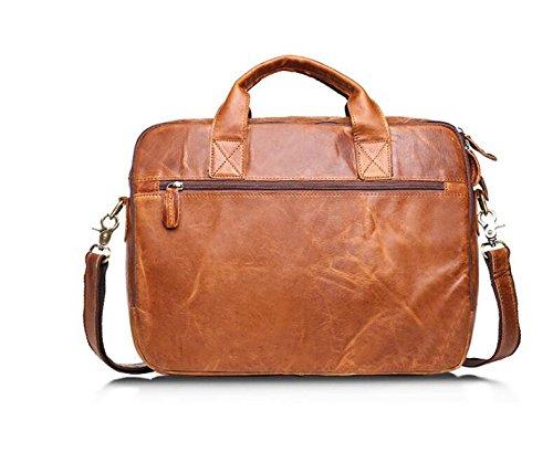 DJB/ Retro-Man Tasche Handtasche Leder Mann Tasche Messengerbag 2