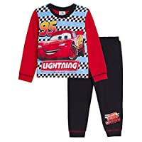 Disney Cars Boys Long Pyjamas Pjs