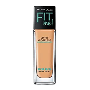 Maybelline New York Fit Me Foundation, 310 Sun Beige, 30ml