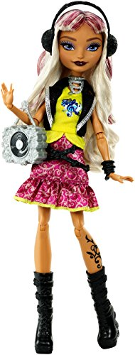 Ever After High DHF43 Poupée Melody Piper