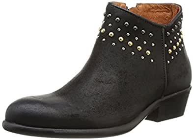 Tatoosh Mick, Boots femme - Noir (Negro), 37 EU