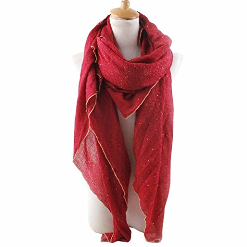 feoya-classique-foulard-echarpe-lger-uni-dessin-ornemental-neige-mariage-soire-en-coton-polyester-au