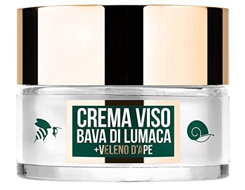 Wonder Bee Snail, crema viso alla bava di lumaca e veleno d'ape, rigenerante e tonificante (50ml) - LR Wonder Company