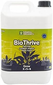 Bio Thrive Grow Ghe 5L-Renovador Para el Crecimiento