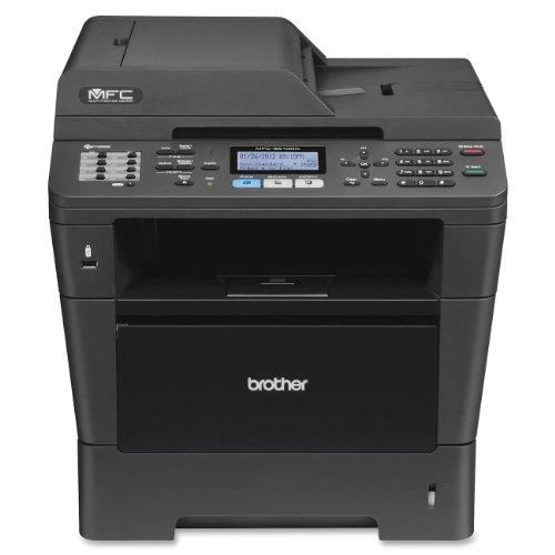 onolaser-Multifunktionsgerät (Scanner, Kopierer, Drucker, Fax, 1200 x 1200 dpi, USB 2.0) schwarz ()