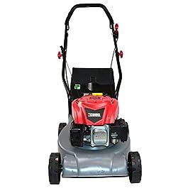 Xceed ex40slm Tondeuse à essence 41cm Largeur de coupe, 1,7kW (2,3PS), Cylindrée 99cm3, 30–70mm Hauteur de coupe, 40L à herbe