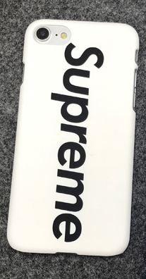 Coque Iphone 5 / 5s / SE: Supreme Blanc (Livraison gratuite en France)