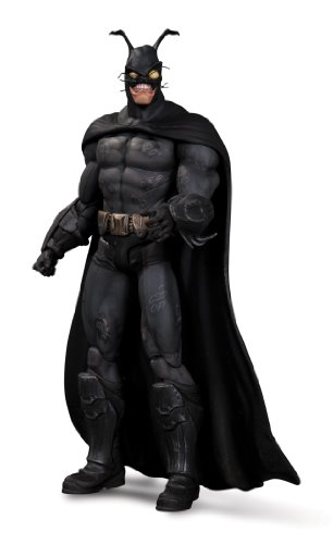 DC Comics Batman Arkham City Kaninchen Loch Action (Dc Hatter Mad Comics)
