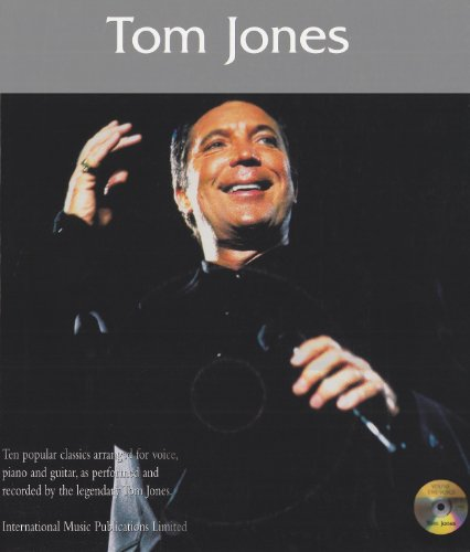 Tom Jones: (Piano, Vocal, Guitar): Piano/Vocal/Chord Symbols (You're the Voice)