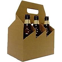 50 x ale botella Carrier (marrón)