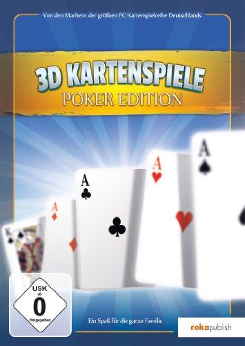 3D Kartenspiele - Poker Edition [Download]