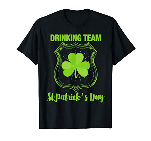 St. Patricks Tag Kleeblatt Irland Geschenk T-Shirt -
