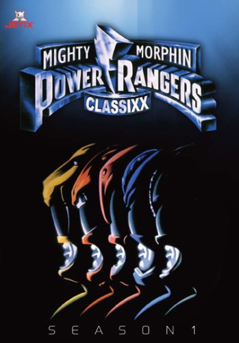 Mighty Morphin Power Rangers Classixx - Season 1 (6 DVDs)