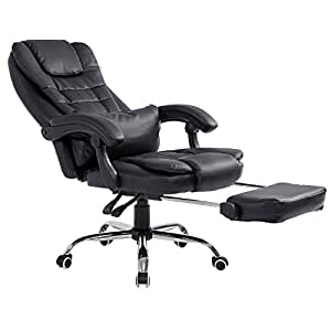 Cherry Tree Furniture Extra Padded High Back Reclining
