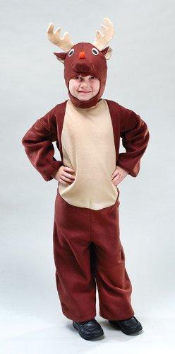 Imagen de child  disfraz de reno infantil, talla m cc610