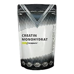 Syglabs Nutrition Creatine Monohydrat Creapure, 500 g