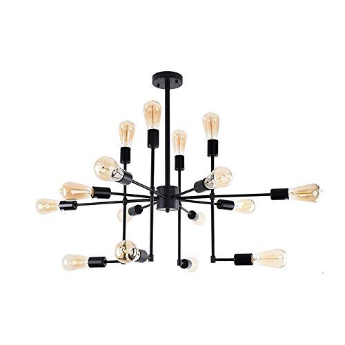 OYI Sputnik Lámparas araña Moderno Candelabro Iluminación