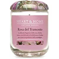 Heart Home Candele.Amazon It Heart Home Candele Casa E Cucina
