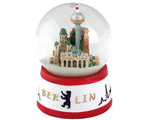 Palla di neve berlin souvenir 9cm altezza