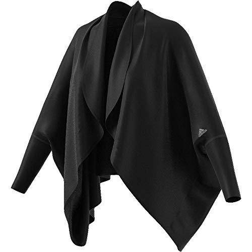adidas Twist N Turn Cardigan Damen, Black XL
