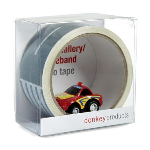 Donkey Products Tape Gallery, My first Autobahn, Klebeband