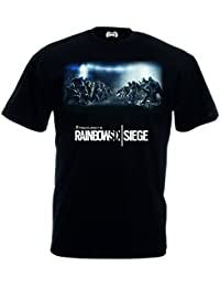Taurus Rainbow Six Siege 1 Fanart Kids and Adults T-Shirt