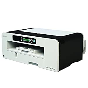 how to connect ricoh printer to computer