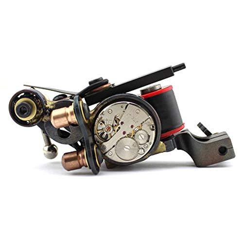 Nlne Spulen-Tätowierungs-Maschine Im Uhrzeigersinn, Die Traditionelle Tätowierungs-Maschine Schneidet - Rotary-spulen