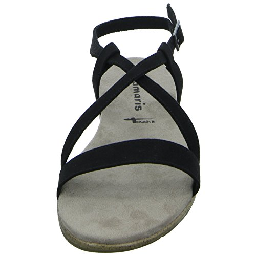 Tamaris Woman Sandal Black Black