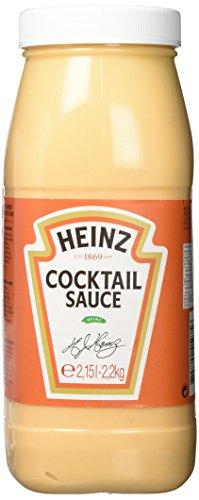 Heinz Cocktail Sauce, Plastikkanne, 2er Pack (2 x 2.15 l)