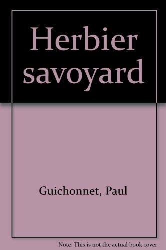 Herbier savoyard