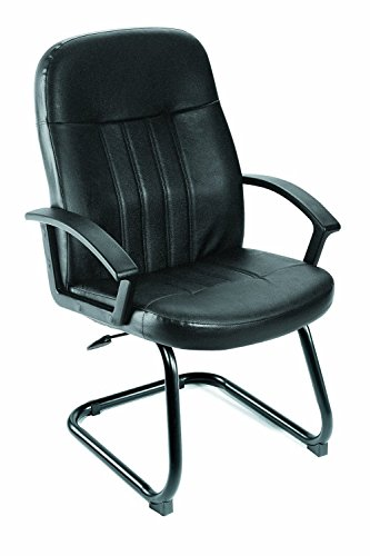 mid-back-guest-chair-in-black-w-arms-lumbar-support-sled-base