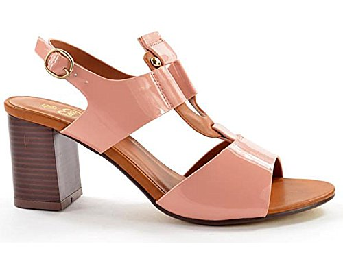 Foster Footwear , a bride femme Old Pink