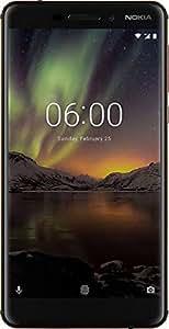 (CERTIFIED REFURBISHED) Nokia 6.1 Black / Copper