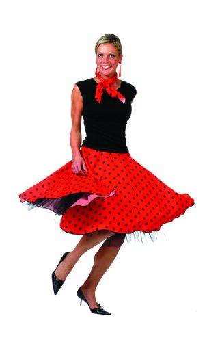 Imagen de funny fashion 508046d  disfraz de rockero para mujer