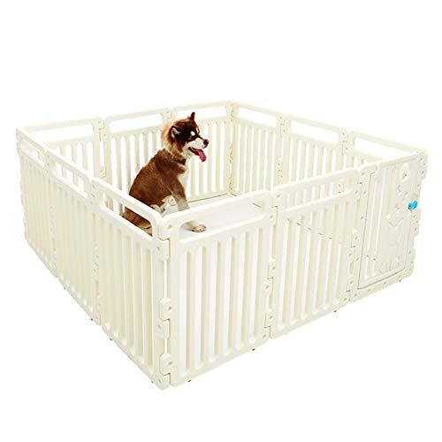 Aida Bz Pet Dog Pen großen Raum innen und außen großen hundezaun Isolierung zu verhindern Hund Flucht käfighöhe 90 cm,210 * 210 * 90cm -