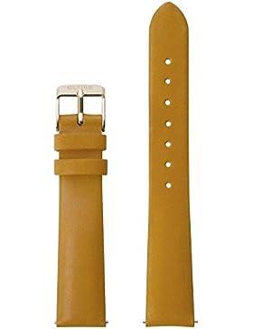 Cluse Damen Uhrenarmband Minuit Leder Braun CLS355