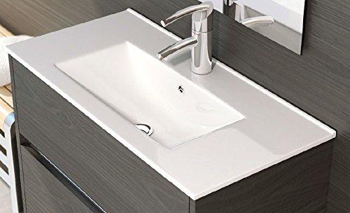 LAVABO SOBRE MUEBLE ART&BATH THIN FONDO REDUCIDO 710x395 (NO INCLUYE MUEBLE)