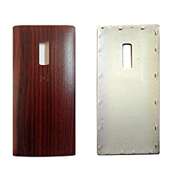 Personal Emotions Back Panel Cover For OnePlus 2(Wooden Texture)
