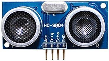 LUFA HC-SR04 Module de mesure de distance capteur ultrasonique pour microcontrôleur Arduino | Technologie Sophistiquée