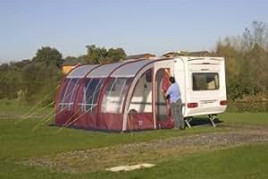 Sunncamp Ultima 390 Plus 150D Caravan Porch Awning ...