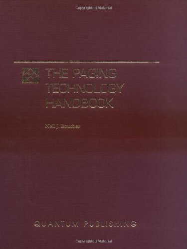 The Paging Technology Handbook (Wireless Paging System)