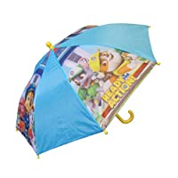 Paw Patrol Kids Umbrella 69cm Blue/Yellow Polyester
