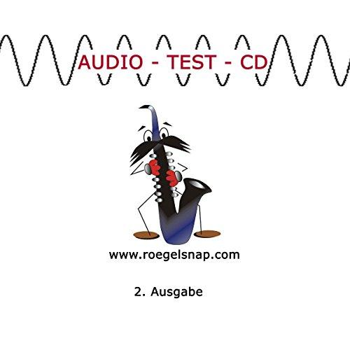 Audio Test CD - 2.Ausgabe