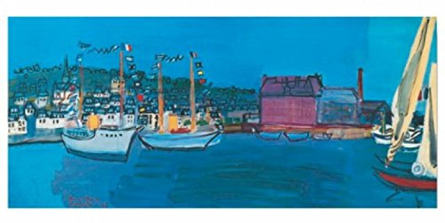 posters-raoul-dufy-poster-reproduction-14-juillet-a-deauville-100-x-50-cm