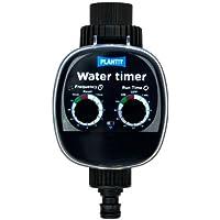 PLANT IT Programmatore di Irrigazione: Include filtro in linea e varie opzioni di connessione: funziona con alimentazione per gravità e pressione della rete idrica