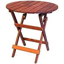 Gartentisch rund klappbar  Suchergebnis auf Amazon.de für: Bistro Gartentisch klappbar rund