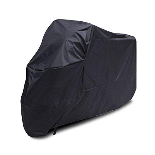 Pixnor Motorrad-wasserdichte Cover - schwarz-XXL