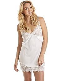 Camisola para novias - Bordes de encaje