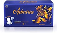 Admiria Ultra Thin Cloud Soft Sanitary Pad / Napkins - Extra Large (XL) (Pack of 30)